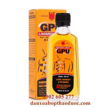 Nhà phân phối số lượng lớn dầu gừng gpu – Lệ Quyên Shop