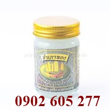 Công dụng nổi bật của dầu xoa bóp cánh buồm màu trắng Thái Lan