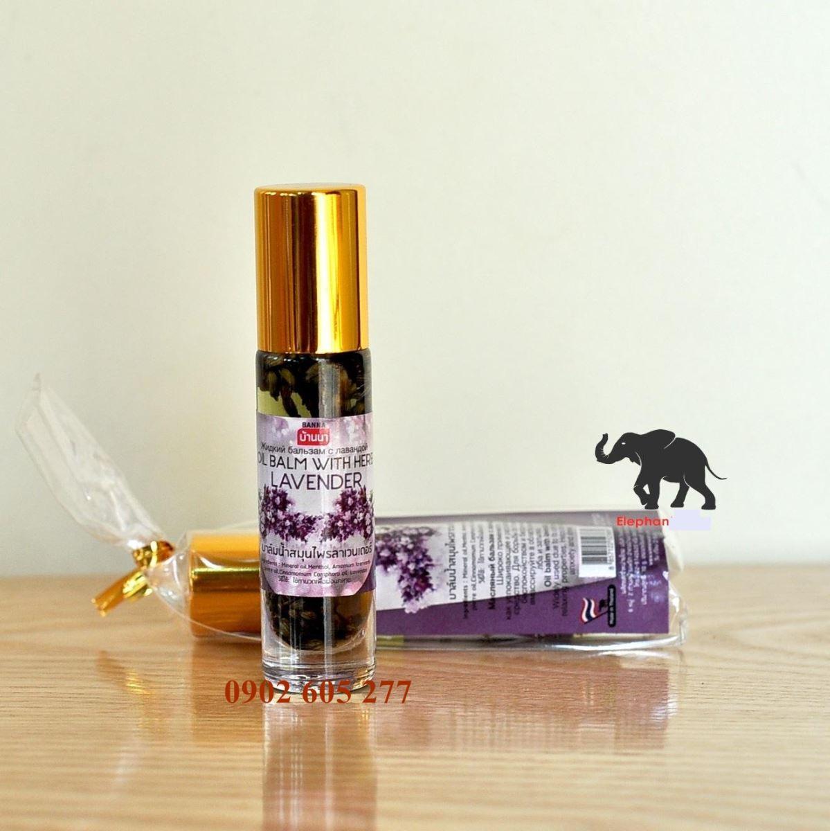 Công dụng của dầu lăn thảo dược lavender – Cong dung cua dau lan thao duoc lavender