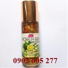 Dầu lăn thảo dược Thái Lan hương chanh