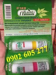 Bỏ sỉ ống hít Green Herb Thái Lan tại Thái Bình