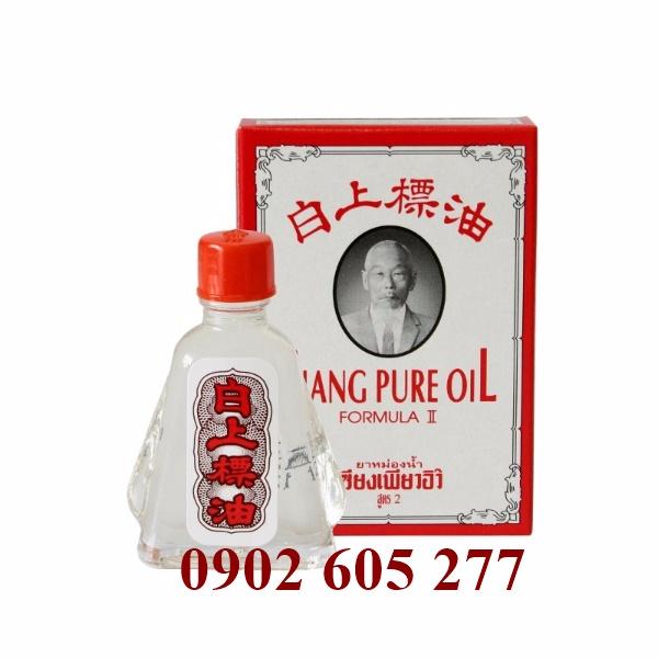 Dầu siang pure oil formula loại 2 7cc