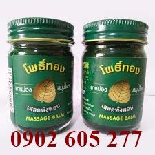 Tác dụng tuyệt vời của Dầu cù là lá bồ đề Massage Balm – dau cu la la bo de
