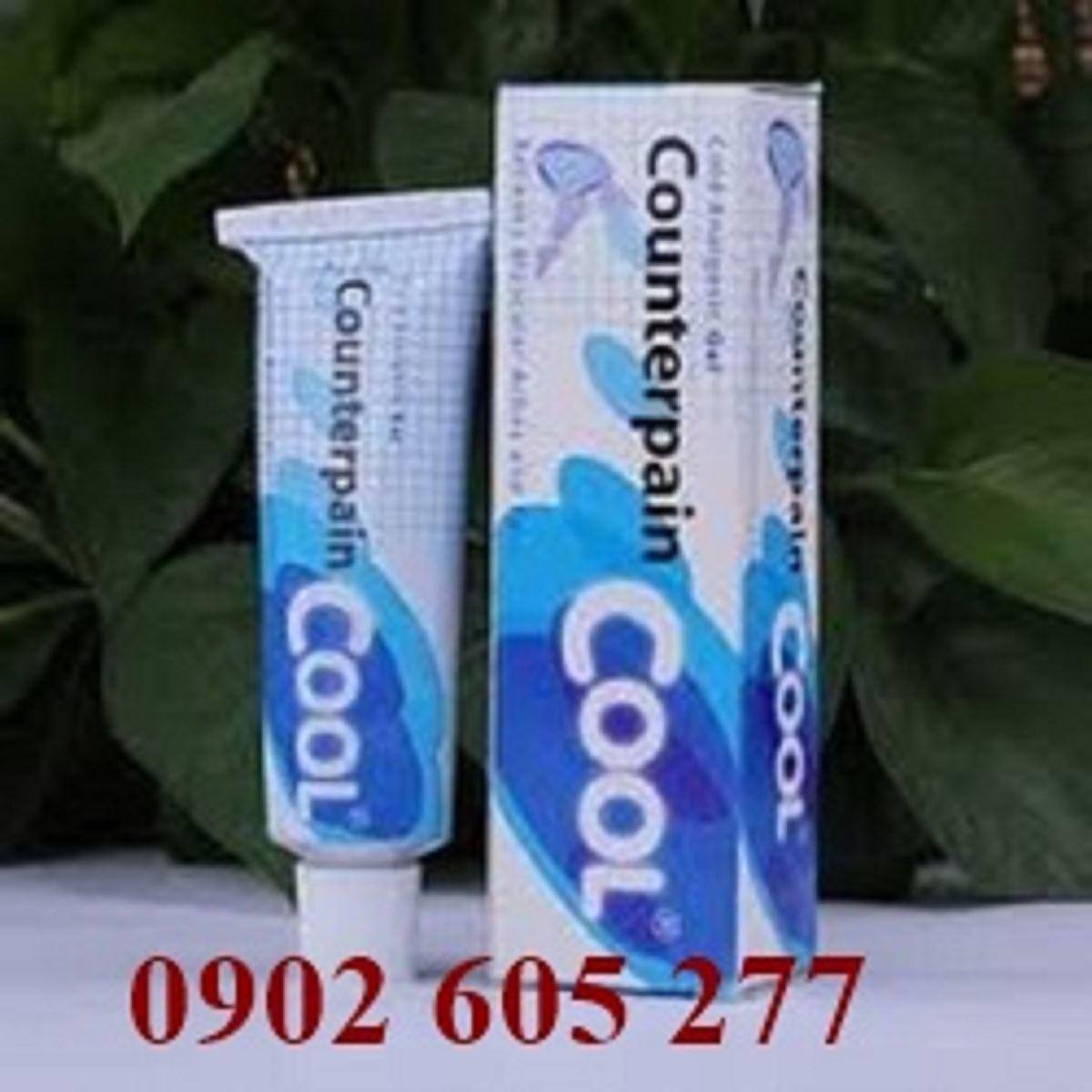 Cao xoa bóp Couterpain Cool Thái Lan