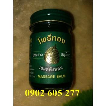 Dầu cù là lá bồ đề Thái Lan