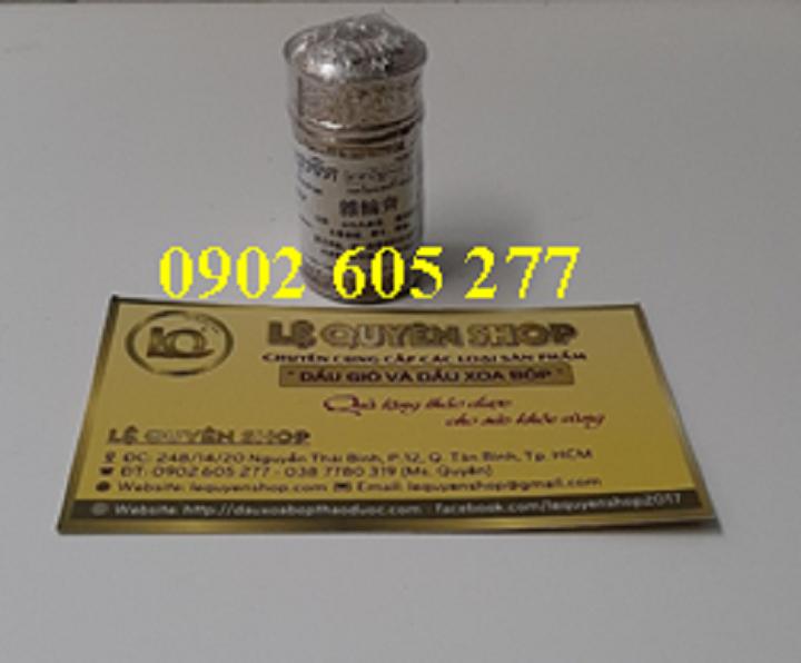 Ống hít xoang thảo dược Thái Lan
