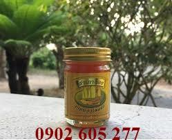 Dầu cù là cánh buồm vàng Thái Lan