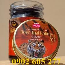 Dầu cù là cao hổ - Tiger Thai Balm