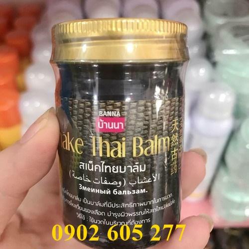 Dầu cù là cao rắn Thái Lan phân phối tại Đà Lạt – dau cu la cao ran tai da lat