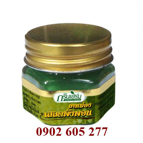 Dầu cù là thơm Green Herb Thái Lan sự lựa chọn hàng đầu – dau cu la thom su lua con hang dau